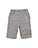 Boys December Sky Mineral Wash Fleece Short 2 Alternate View