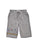 Boys December Sky Mineral Wash Fleece Short