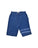 Boys Estate Blue Mineral Wash Fleece Short