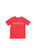 Boys Racing Red Captain Boys Mineral Wash Jersey Tee
