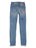 Girls Authentic Blue Super Skinny Super Soft Denim Jean 2 Alternate View