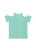 Girls Bermuda Dog Emoji Cold Shoulder Tee 2 Alternate View