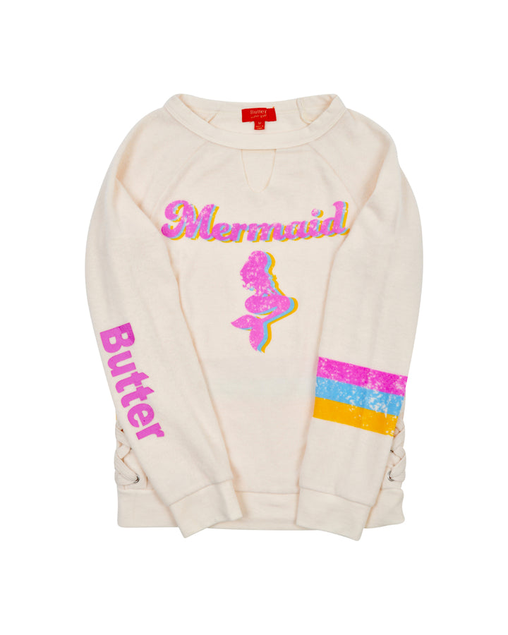 Butter Girls Pullover Sweatshirt