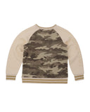 Girls Camo Love Camo Pullover 2