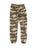 Girls Camo Camo Mineral Wash Fleece Lounge Pant 2 Alternate View