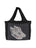 Winged Sneakers Tote Bag