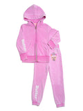 girls soft tracksuit