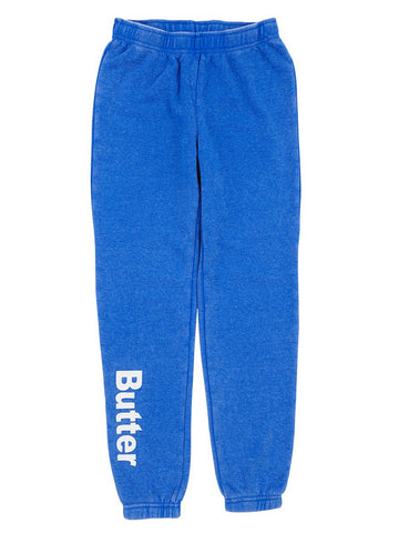 Girls Turkish Sea Burnout Fleece Varsity Pant
