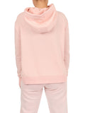 Womens Bashful Pullover Hoodie with High Side Slits 2