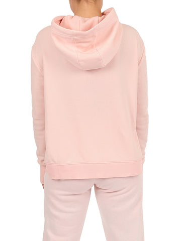 Womens Bashful Pullover Hoodie with High Side Slits 2 Alternate View