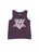 Womens Eclipse Miami Beach Mineral Wash Jersey Tank