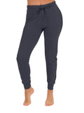 Womens Indigo Blinged Out Basic Jogger