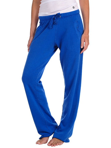 Womens Royal Solid Boyfriend Pant