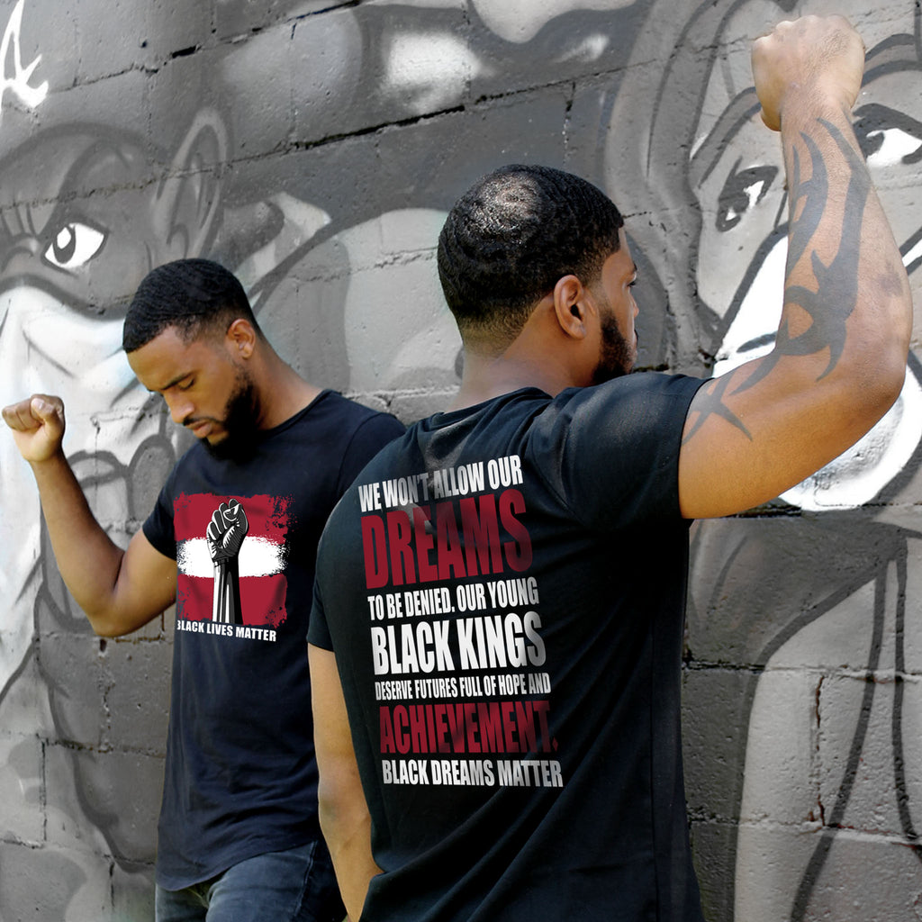 Black Lives Matter Fist Tee