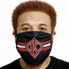 Kappa Alpha Psi LIMITED EDITION Diamond K Face Covering (Vintage Black)