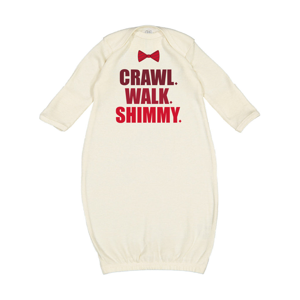 Kappa Alpha Psi Crawl Walk Shimmy Future Nupe Newborn Sleeper
