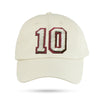 Kappa Alpha Psi Chenille Ten #10 Klub Dad Cap