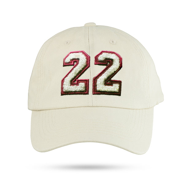 Kappa Alpha Psi Chenille Twenty Two #22 Klub Dad Cap
