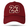 Kappa Alpha Psi Chenille Twenty Three #23 Klub Dad Cap