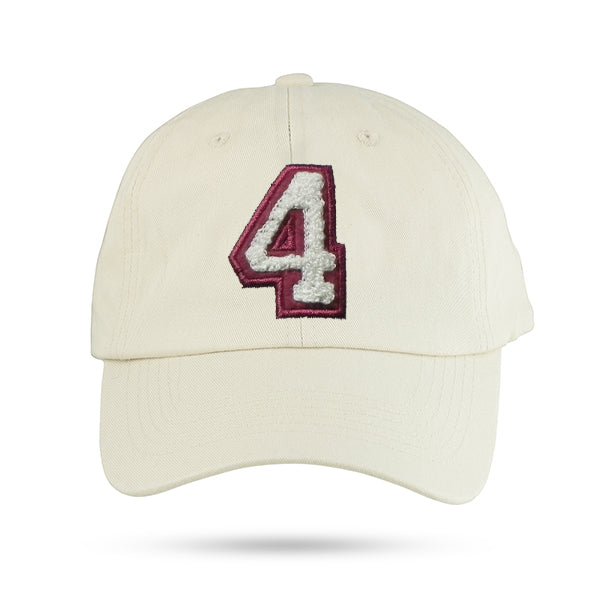 Kappa Alpha Psi Chenille Four #4 Klub Dad Cap