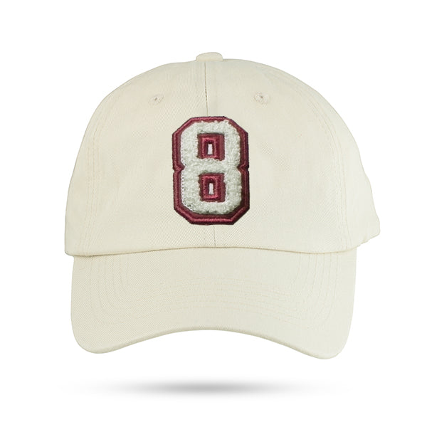 Kappa Alpha Psi Chenille Eight #8 Klub Dad Cap
