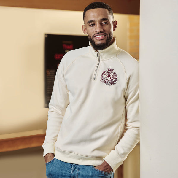 Kappa Alpha Psi All We Do Is Achieve 1/4 Zip Pullover