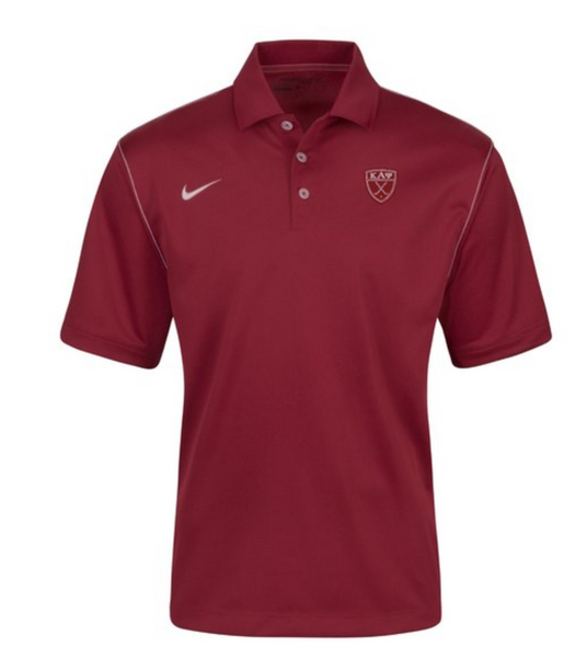 Kappa Alpha Psi NIKE Golf DriFit Polo