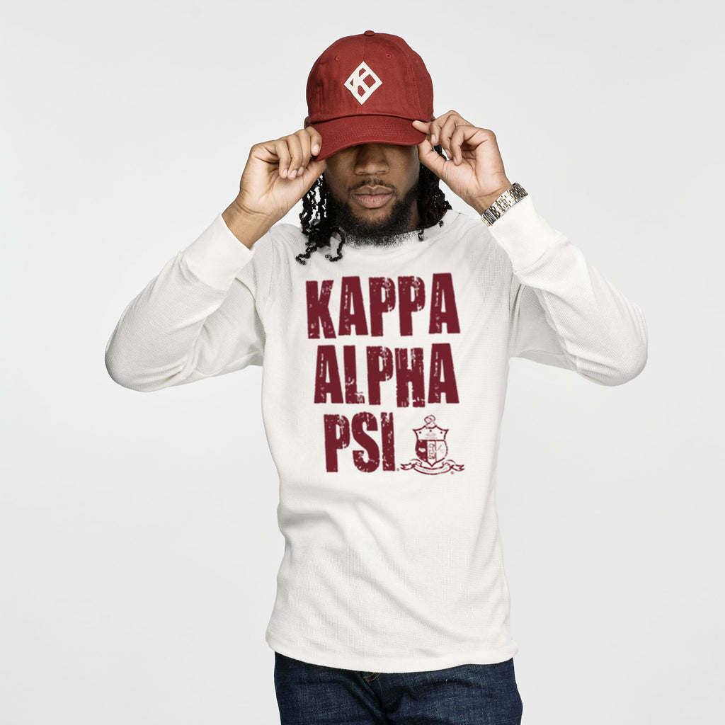 Kappa Alpha Psi Vintage Frat Thermal