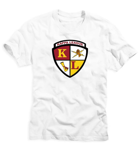 Kappa League Crest Tee (White)