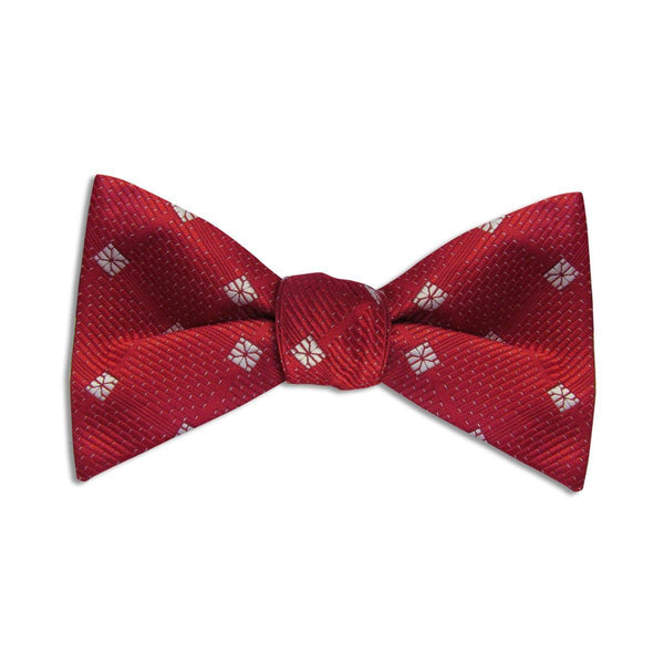 Kappa Alpha Psi Diamond Pattern Bow Tie