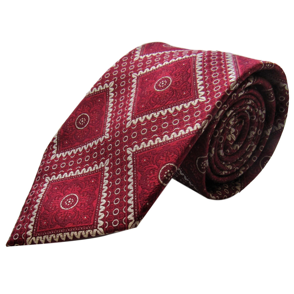 Kappa Alpha Psi Large Diamond GP33 Battles Collection Necktie