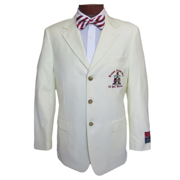 Kappa Alpha Psi Official Cream 50 Year Member Blazer Big & Tall