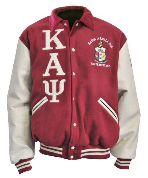 Kappa Alpha Psi Varsity Letterman Jacket
