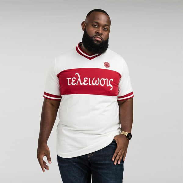 Kappa Alpha Psi Achievement Jersey (Cream)