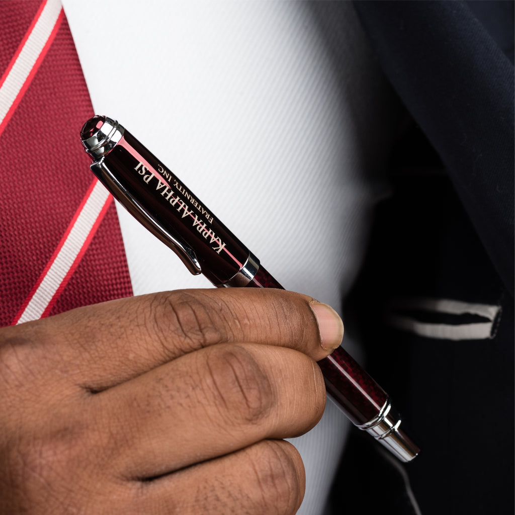 Kappa Alpha Psi Roller Ink Pen