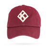 Kappa Alpha Psi Diamond K Adjustable Dad Cap (Krimson or Cream)