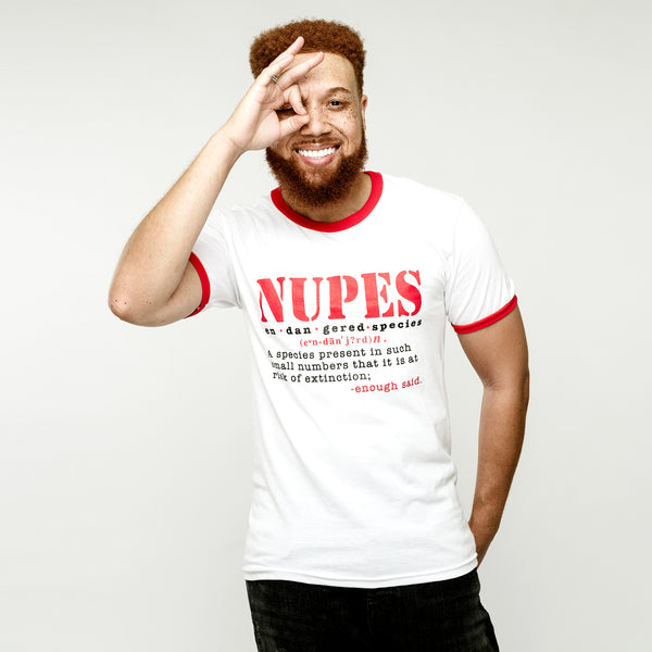 Kappa Alpha Psi Nupes Endangered Species Tee