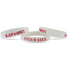 Kappa Alpha Psi Four #4 Klub Wristband