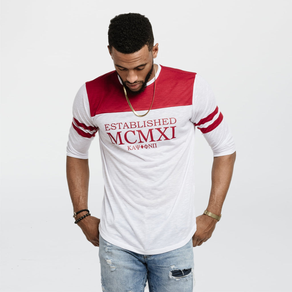 Kappa Alpha Psi Established 1911 Jersey Tee