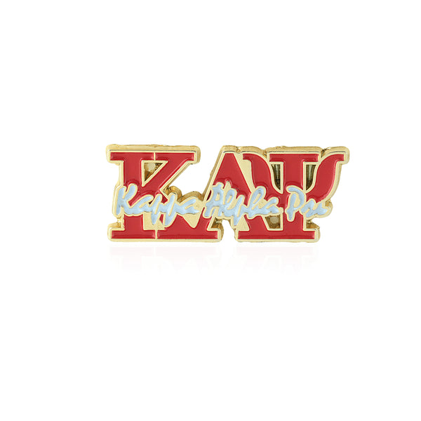 Kappa Alpha Psi Greek Letter Script Lapel Pin