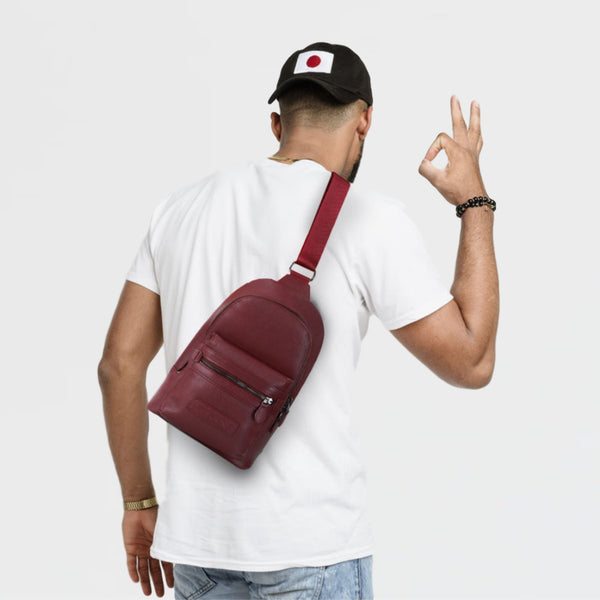 Kappa Alpha Psi Greek Letter Sling Pack