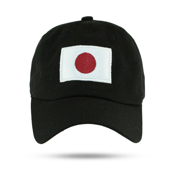 Kappa Alpha Psi JAPAN Adjustable Dad Cap (Black)
