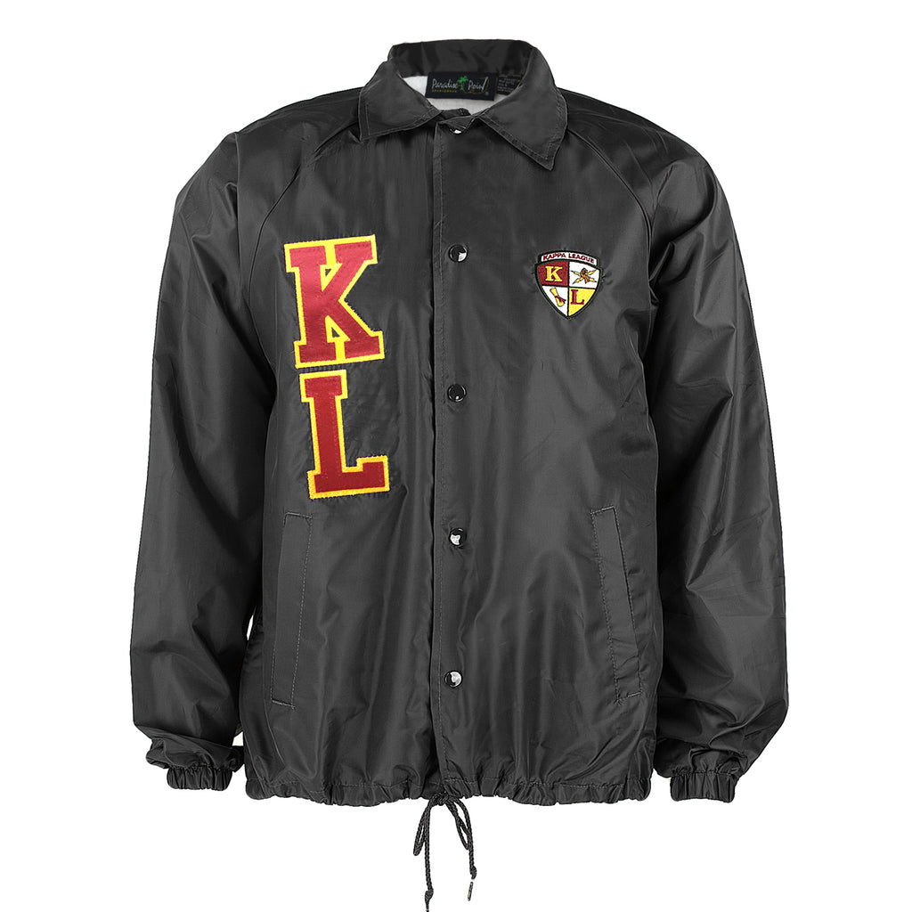 Kappa League Jacket (Black)