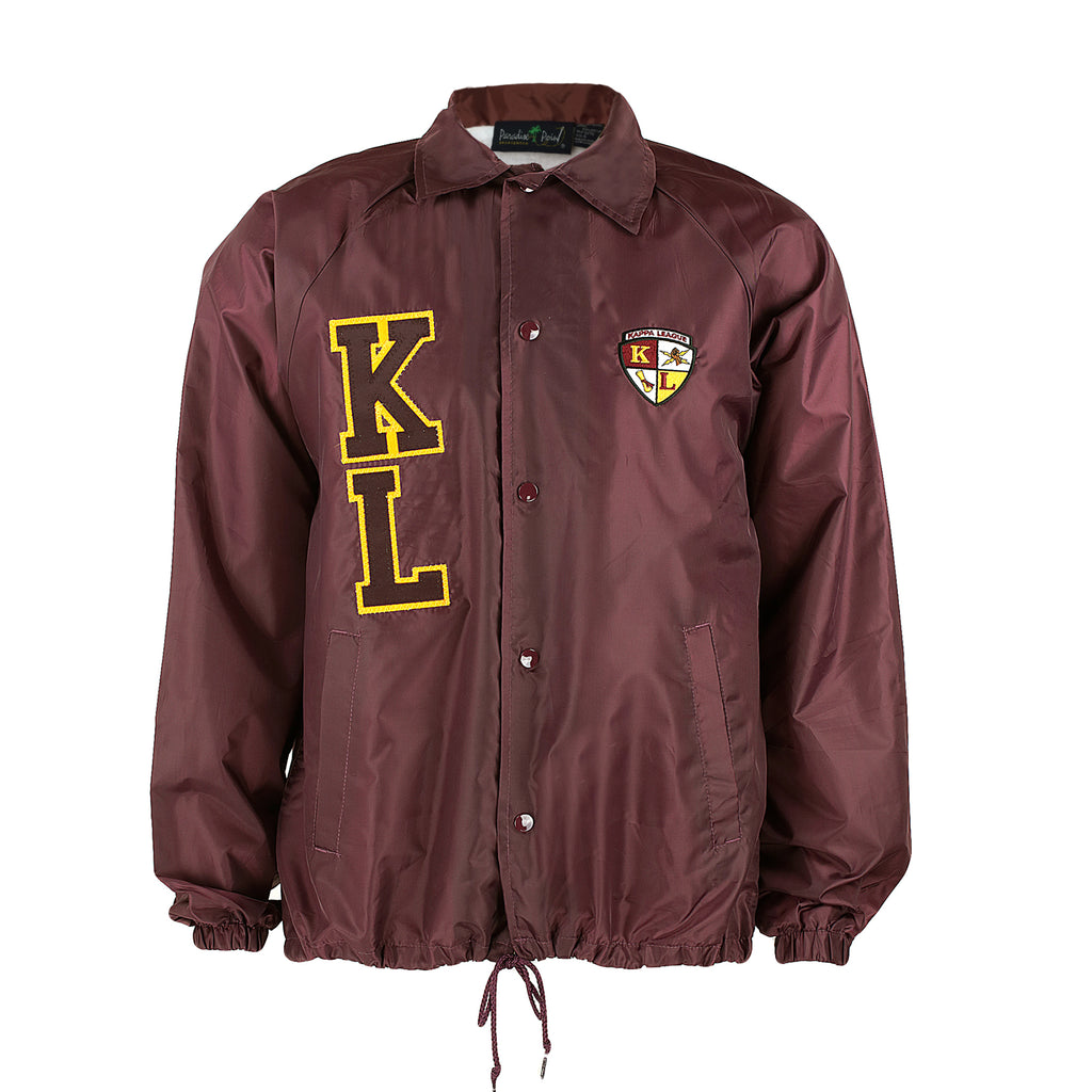 Kappa League Jacket (Maroon)