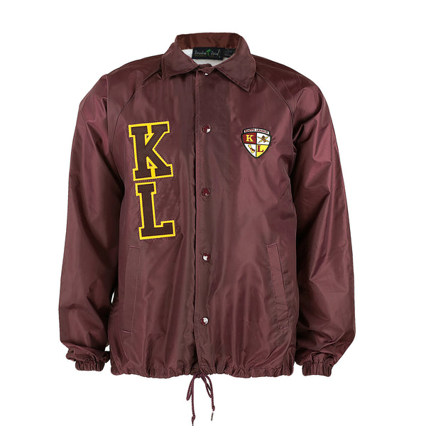 Kappa League Jacket Black Nupemall