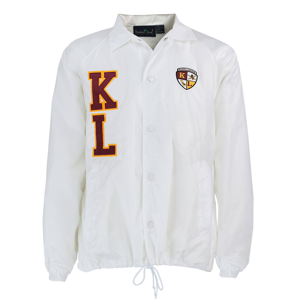 Kappa League Jacket (White)