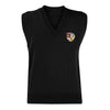 Kappa League Crest Sweater Vest (Black)