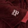 Kappa Alpha Psi Plush Krimson Bathrobe