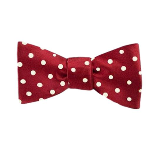 Kappa Alpha Psi Small Polka Dot Bow Tie