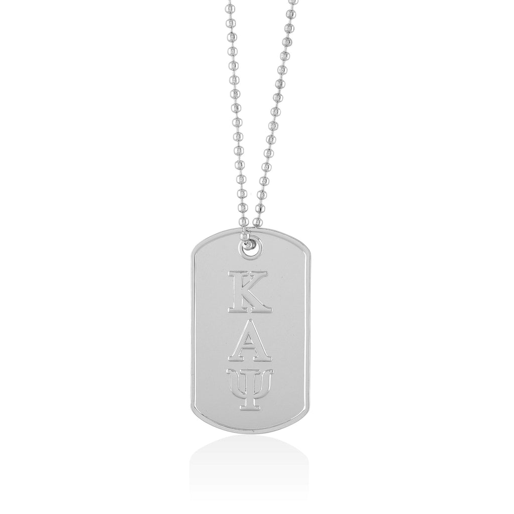Kappa Alpha Psi Phi Nu Pi Reversible Dog Tag
